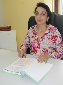 Promotora de Justiça Diana Soraia Tabalipa Pimentel