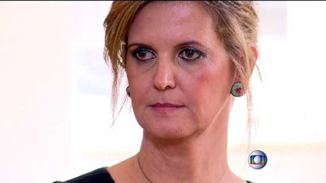 Venina Velosa fala ao 'Fantástico' que entregou denúncias na área de Comunicação a Graça - Agência O Globo