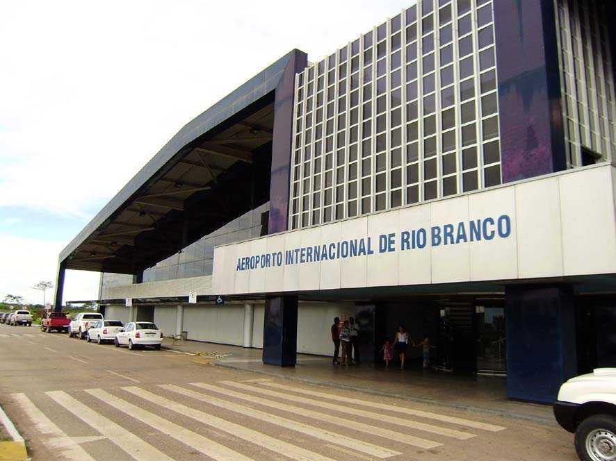 Resultado de imagem para Aeroporto de Rio Branco