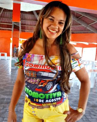 Stéfane Souza Cruz perdeu a memória após sofrer uma descarga elétrica (Foto: Reprodução / Facebook)