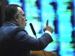 O deputado André Vargas não compareceu à sessão da Câmara que cassou o seu mandato. (Foto: Laycer Tomaz / Câmara dos Deputados)