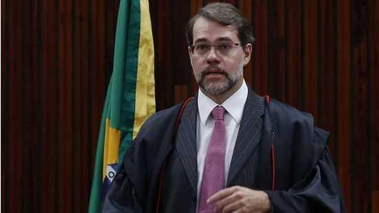 Presidente. Dias Toffoli foi redator da resolução do TSE