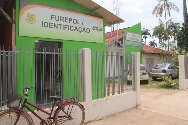 Setor de identificação da Furepol em Braisléia está sem funcionários para fazer os registros - Foto: Alexandre Lima