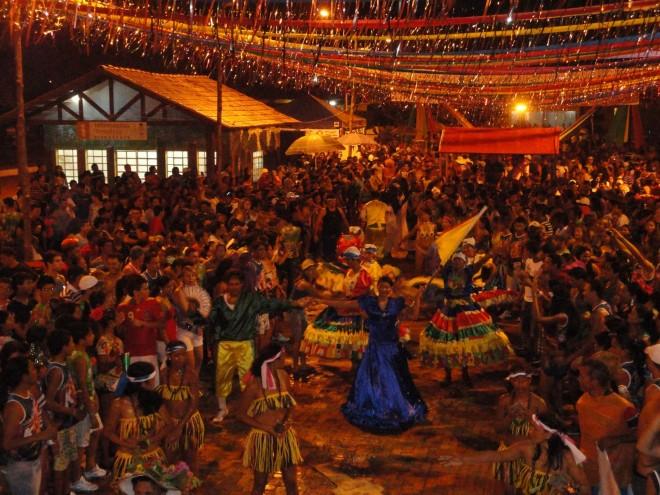 Carnaval na cidade de Xapuri tem muita animação - Foto: Raimari Cardoso/Arquivo