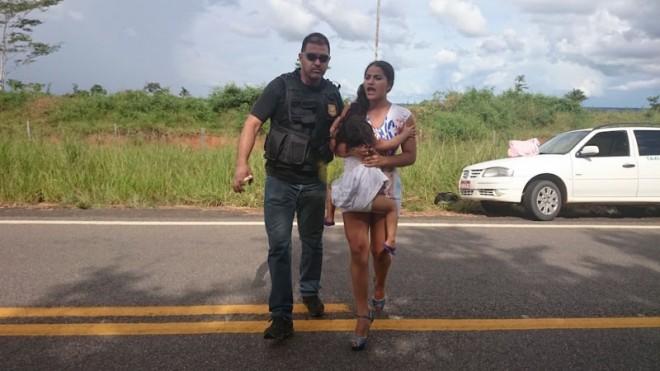Lenira seria esposa de um traficante procurado pela Justiça e teria contratado a outra mulher para ir buscar droga.