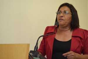 Vereadora do PT em Brasiléia, Tereza Xavier - Foto: Divulgação