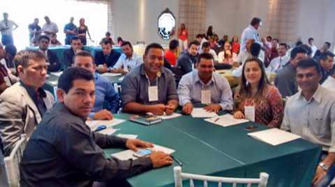 Vereadores de Brasiléia estiveram presente no encontro - Foto: WhatsApp
