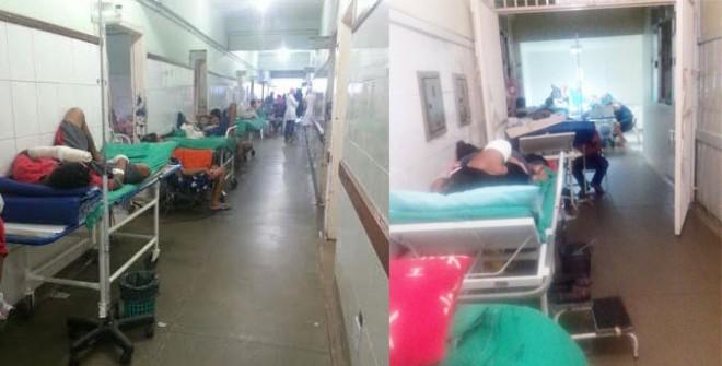 Falta de leitos nos hospitais é um dos motivos do desejo de greve