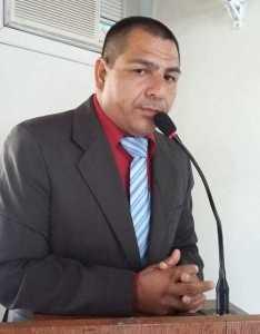 Vereador Rubens, do PRP de Epitaciolândia - Foto: Divulgação Câmara