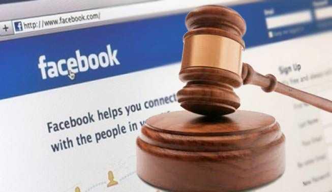 """O autor alegou à Justiça sofrer """"verdadeira cruzada difamatória na rede social Facebook por parte da requerida"""""""