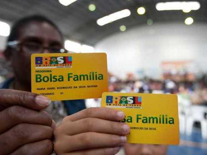 O Bolsa Família(Alina Souza/Especial Palácio Piratini/Fotos Públicas)