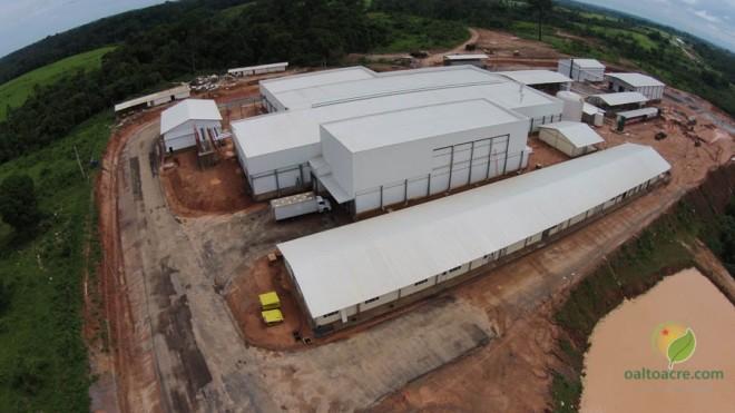 Com investimentos do Banco da Amaz6onia em mais de R$ 50 milhões, a Dom Porquito irá gerar grandes receitas e empregos.