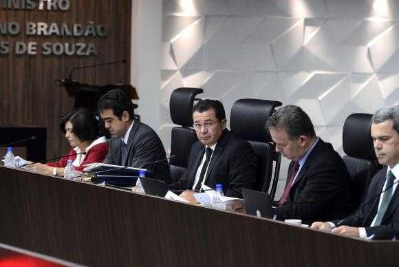 Tribunal de Contas da União (TCU) rejeita recurso do governo sobre atrasos em repasses a bancos públicos em 2014 Valter Campanato/Agência Brasil