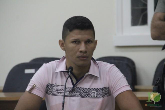 Francisco, o 'Rico', deverá esperar julgamento em presídio federal na Capital - Foto: Alexandre Lima