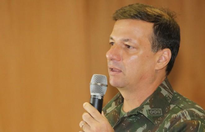 Coronel Medeiros Júnior/Foto: Secom