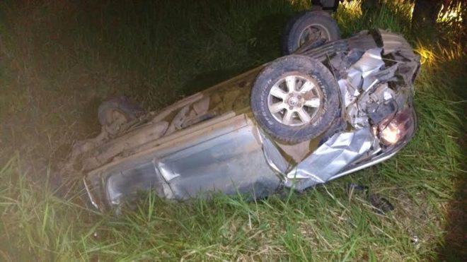 O carro foi encontrado pela polícia/Foto: ContilNet