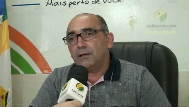 Everaldo Gomes, prefeito de Brasiléia, abriu licitação para contratação de nova empresa e dar início aos trabalhos - Foto/Arquivo
