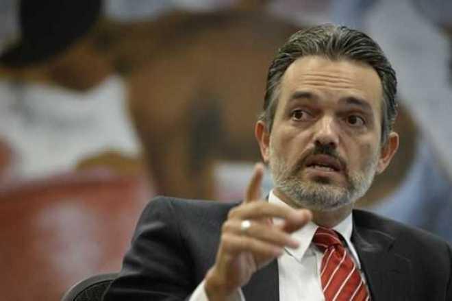 13/05/2016 Credito: Carlos Vieira/CB/D.A Press. Brasil. Brasilia - DF. Entrevista. Júlio Marcelo de Oliveira, procurador do TCU.