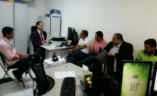 A visita acontece na mesma semana em que foi iniciada inspeções em algumas unidades de Saúde do Acre pelo Cofen