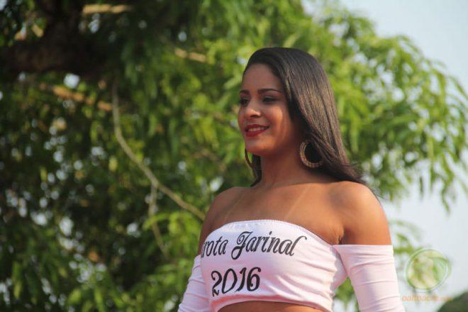 Raiane Neves foi eleita nova Garota Jarinal 2016