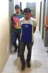 O acusado foi transferido para a delegacia de Xapuri após os trâmites com autoridades bolivianas.