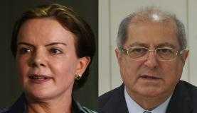 Os ministros da Segunda Turma do STF decidiram receber a denúncia contra Gleisi Hoffmann e Paulo Bernardo por unanimidadeArquivo/Agência Brasil