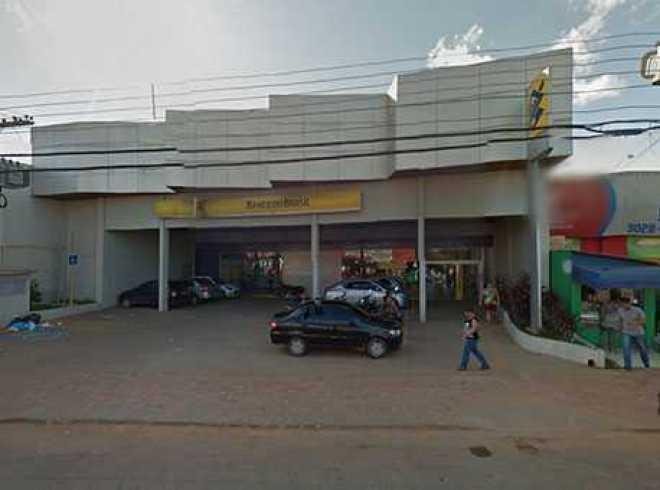 Os bandidos levaram o dinheiro de uma agência do Banco do Brasil localizada na Via Chico Mendes/Foto: agazetanet