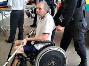 Hildebrando está internado em hospital de Rio Branco (Foto: Gleyciano Rodrigues/ Arquivo pessoal)