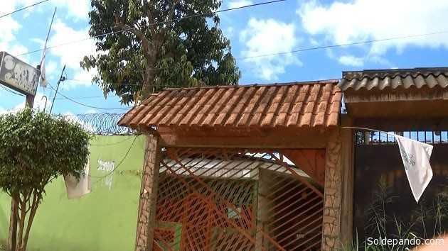 """Casa de """"Tía Isabel"""" em Cobija, onde se mistura negocio com prostituição com política.   Foto Sol de Pando"""