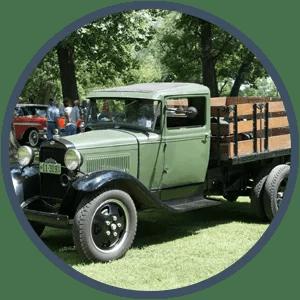 Antique Truck Water Pumps
