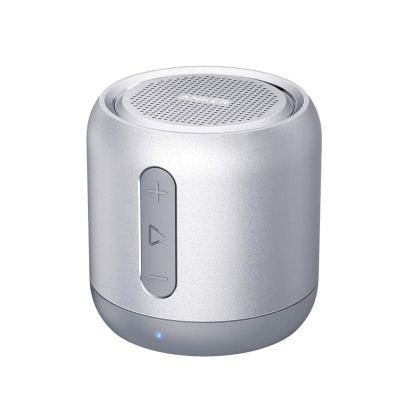 Anker SoundCore Mini Bluetooth Speaker with 15-Hour Playtime – Gray