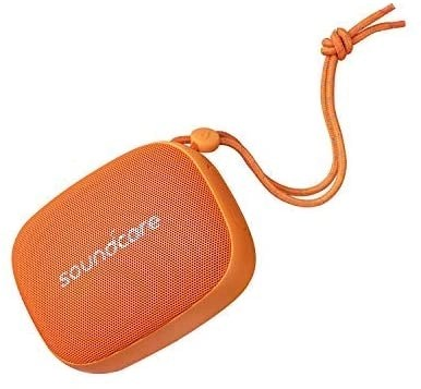 Anker SoundCore Icon Mini Waterproof Bluetooth Speaker – Orange
