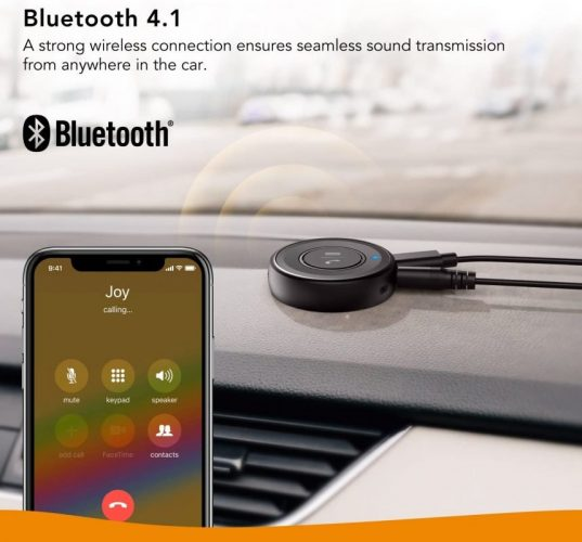 Roav Bluetooth Receiver5