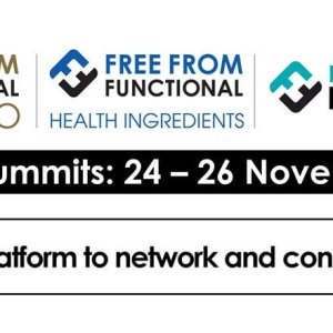ONLINE Free From Functional & Health Ingredients 2020 and Free From Expo Packaging 2020