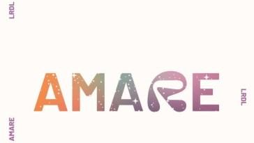 """""""Amare"""": l'inno trascinante de La Rappresentante Di Lista"""