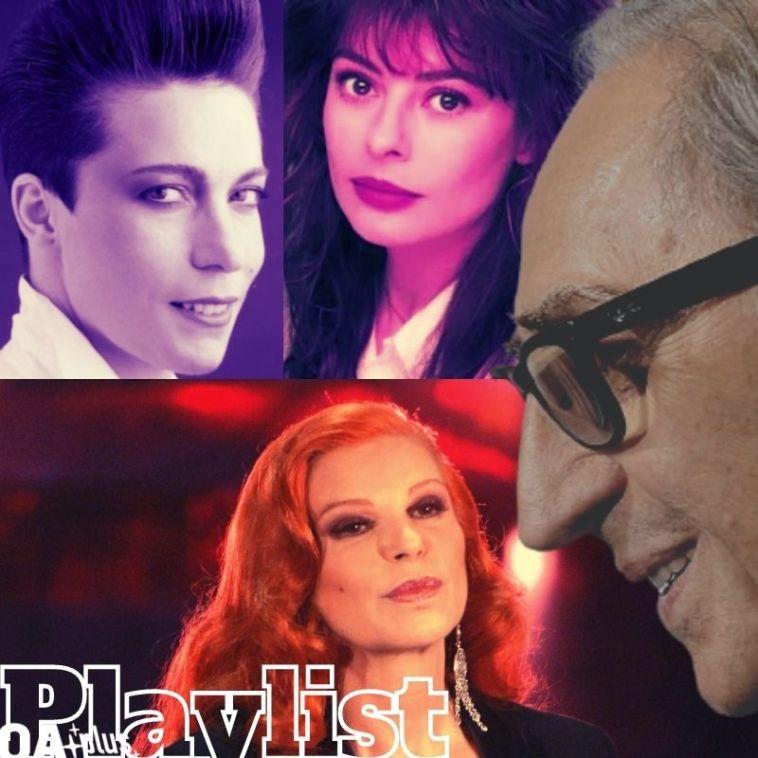 Alice, Milva e Giuni Russo, le tre muse di Franco Battiato in una playlist