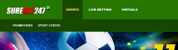 betting sites (company) in Nigeria - surebet247