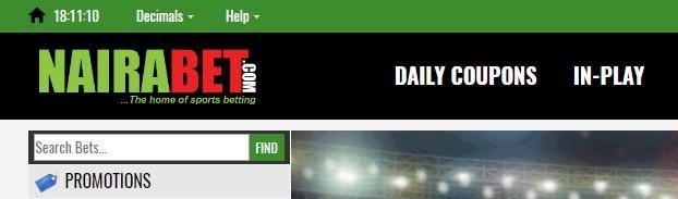 top betting sites in nigeria - Nairabet
