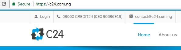Loans in Nigeria - C24
