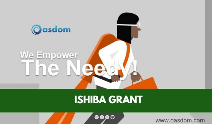 Ishiba grant - development and empowerment center 2018 ishiba cooperative society - latest news about ishiba