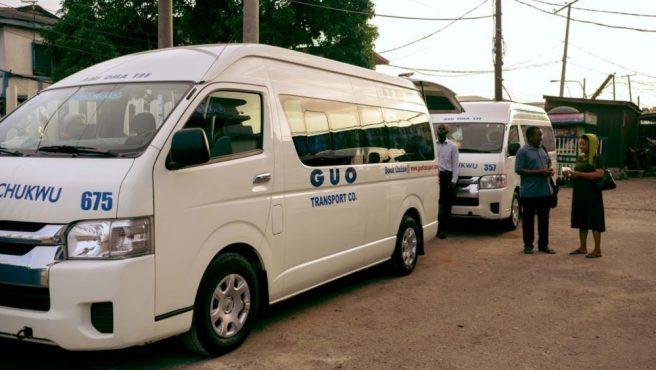 Guo motors - transport company in nigeria