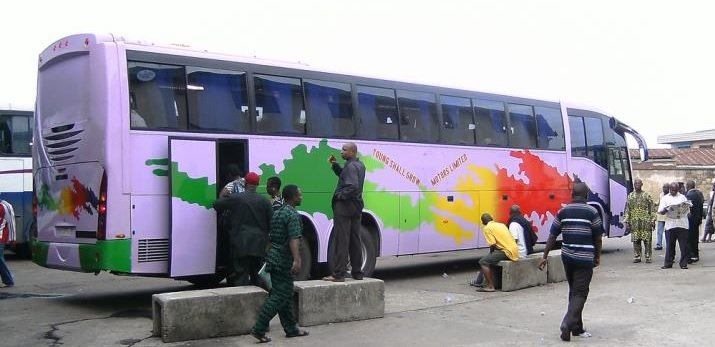 bus transport companies in nigeria - young shall grow motors