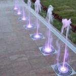 Jets Novi Sad dry fountain - OASE