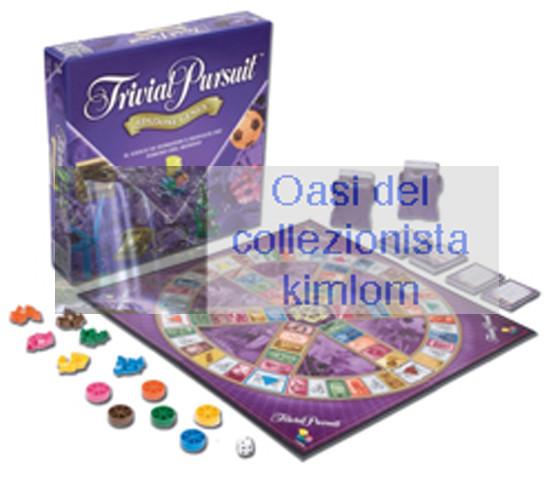 Trivial Pursuit – Genus Edition