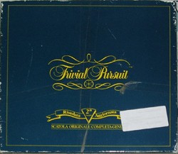 Trivial Pursuit, 2a edizione genia - Horn Abbot International