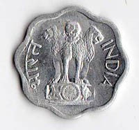 India 2 Paise - 1979
