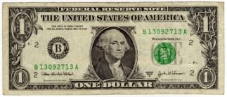 U.S.A. 1 Dollaro - 2003