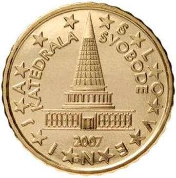 Slovenia 10 centesimi