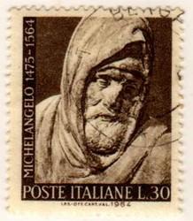 4º centenario della morte di Michelangelo Buonarroti, 1964