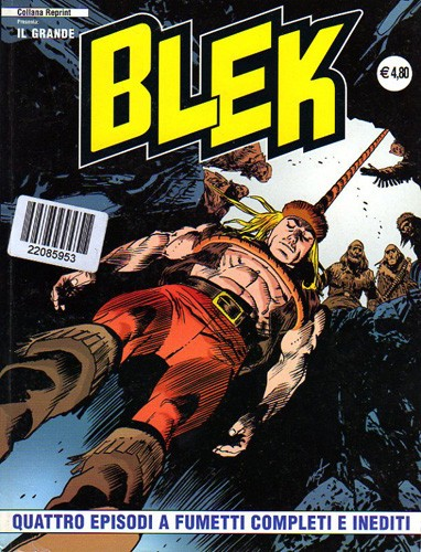 Il grande Blek, numero 8